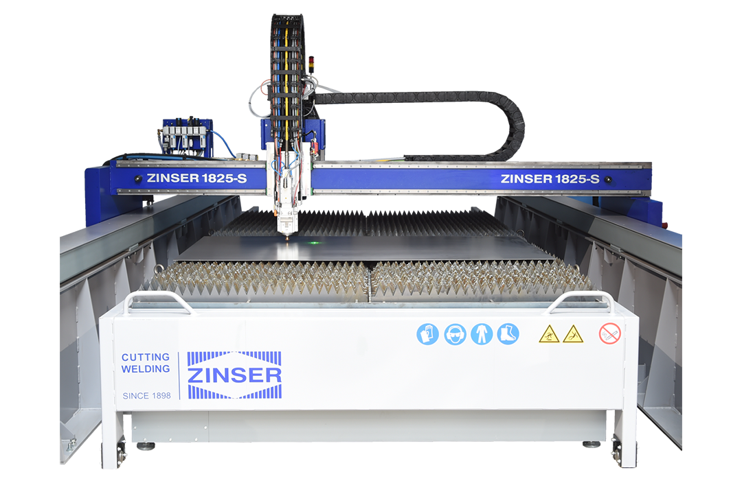 Machine de découpe CNC à laser fibre
