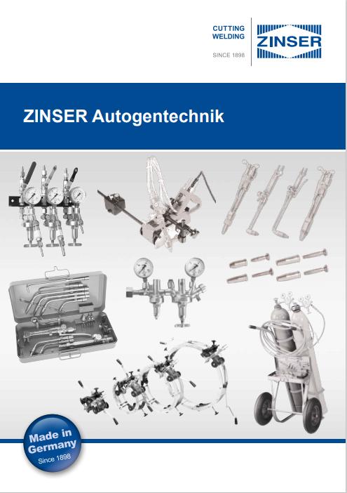 ZINSER manuelle Autogentechnik