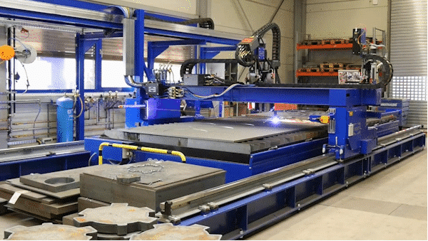 ZINSER machine for HYDRO Systems