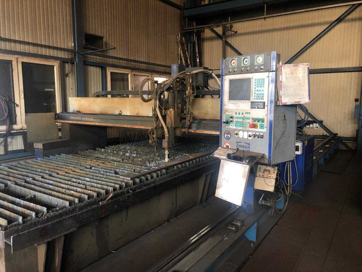 machine découpe occasion 2425N CNC2030
