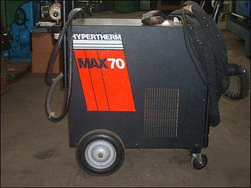 used_Hypertherm-max-70-plasma-cutter-nice-img