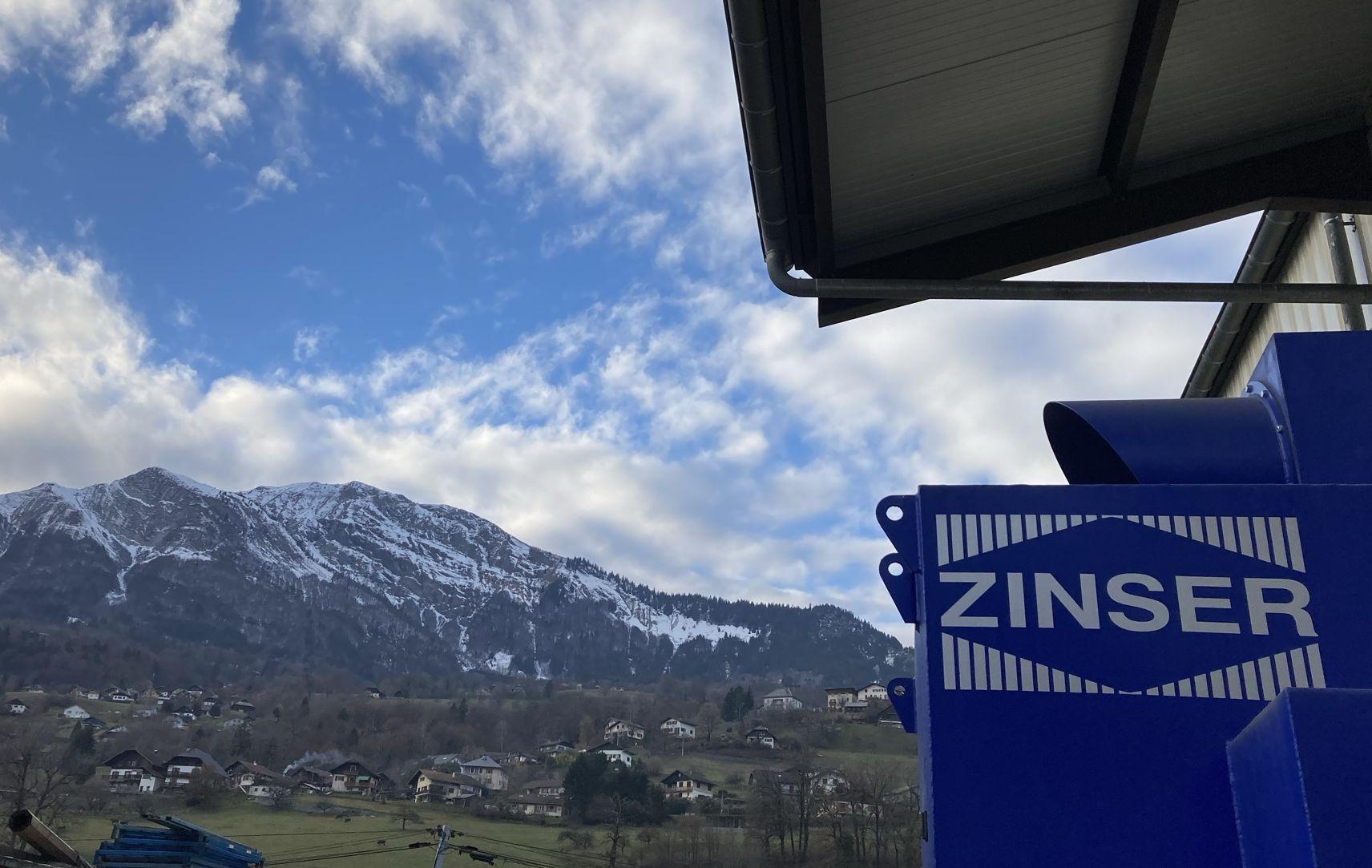 ZINSER en Savoie, Albertville