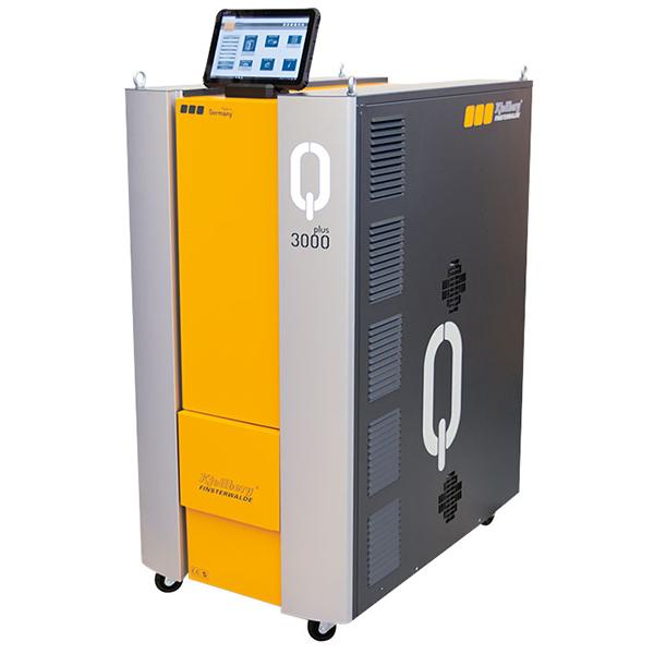 Plasmaanlagen Kjellberg Q3000