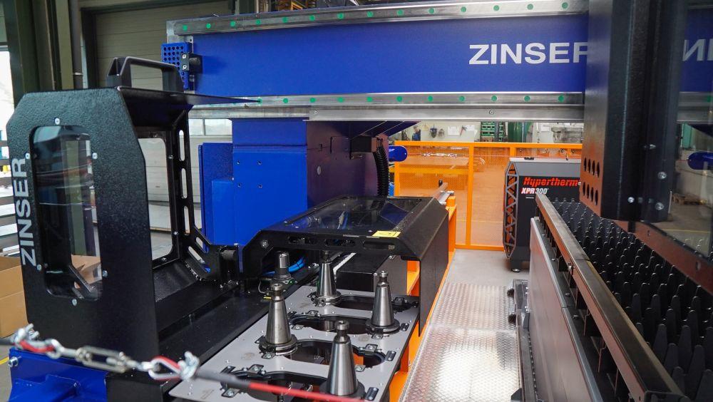 CNC-gesteuerten Bohreinheit
