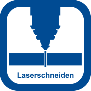 Icon ZINSER Laserschneiden