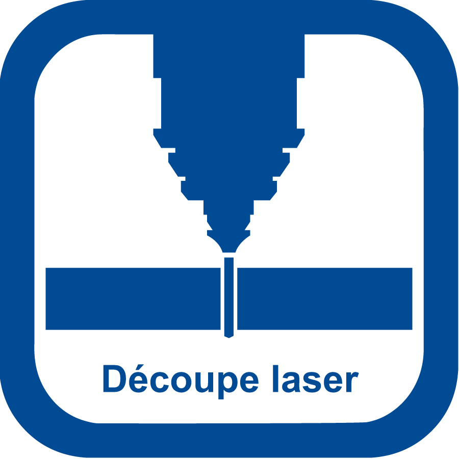 Technologies de découpe du métal : Découpe laser