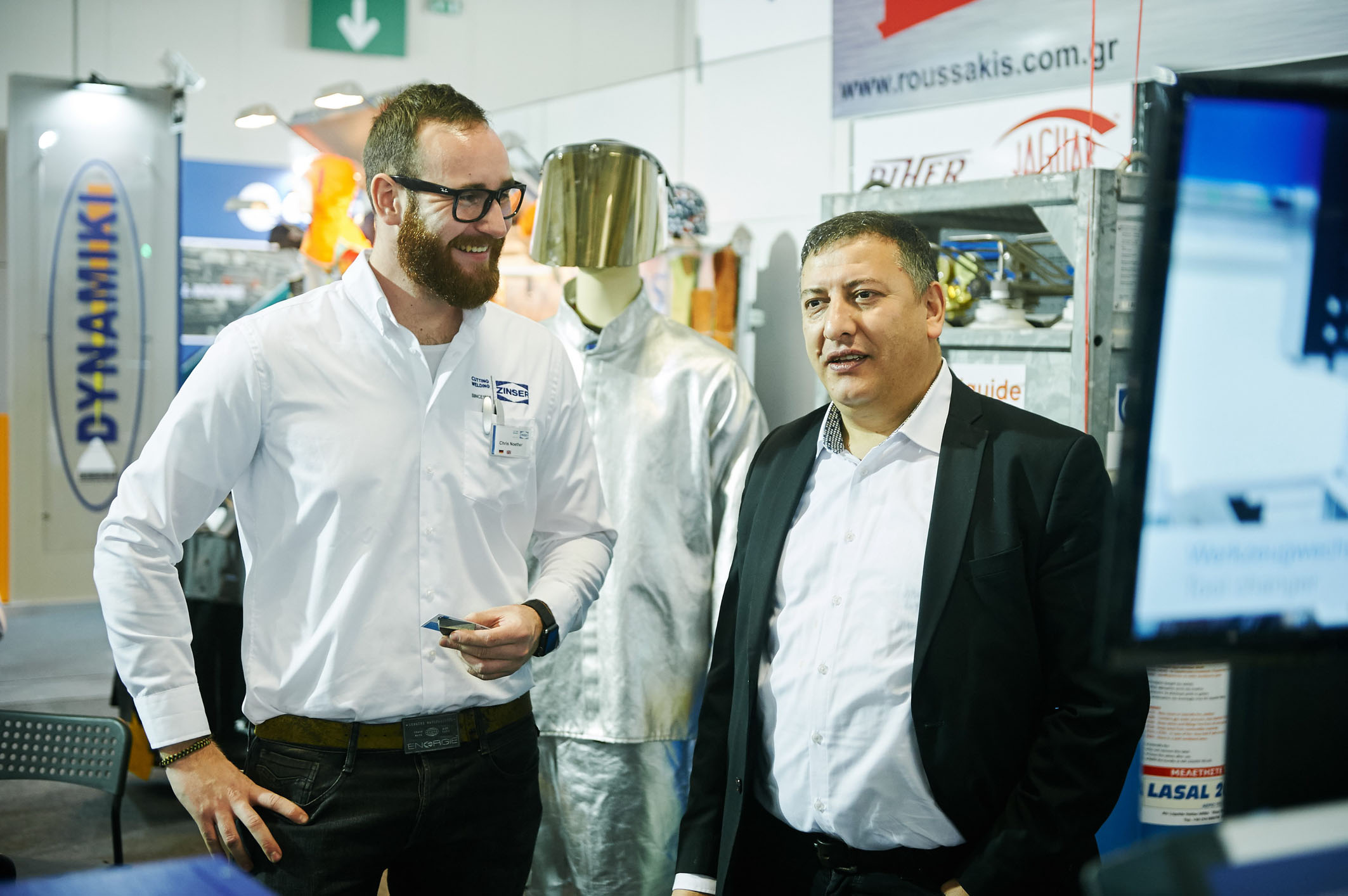 ZINSER at the Metal Machinery in Greece 2018