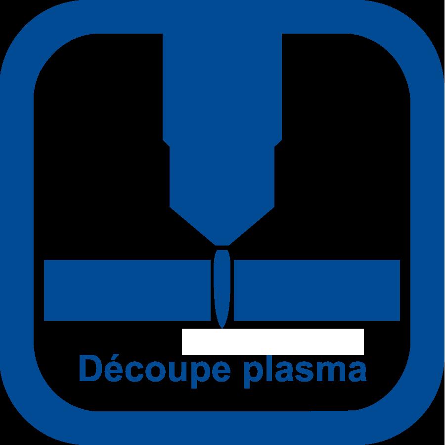 Découpage plasma du métal