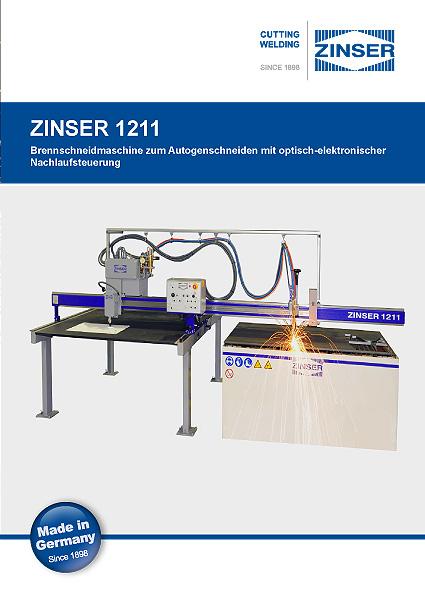 f33b1a732 ZINSER 1211 - Zinser